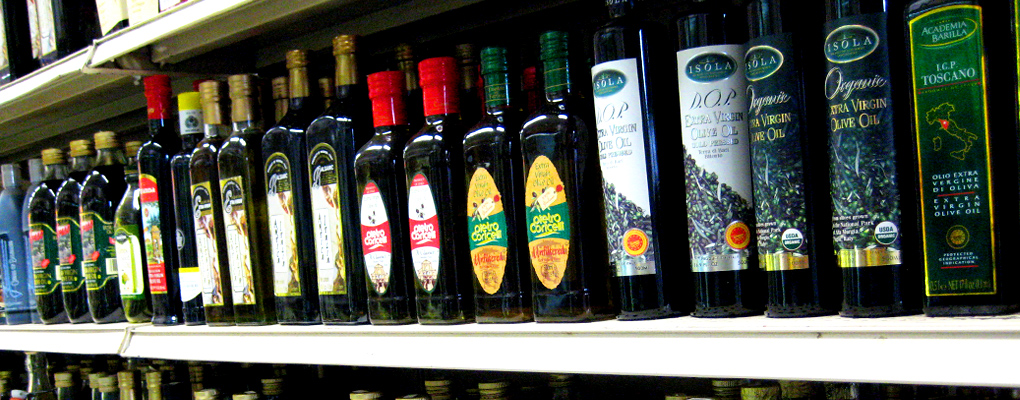 We carry authentic Italian Groceries.