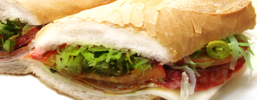 Bari's five star rated Italian subs.